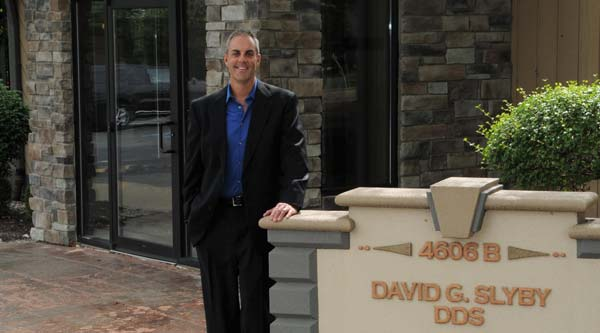 Dr  David Slyby DDS Bio - Oral cleaning & care | Fort Wayne